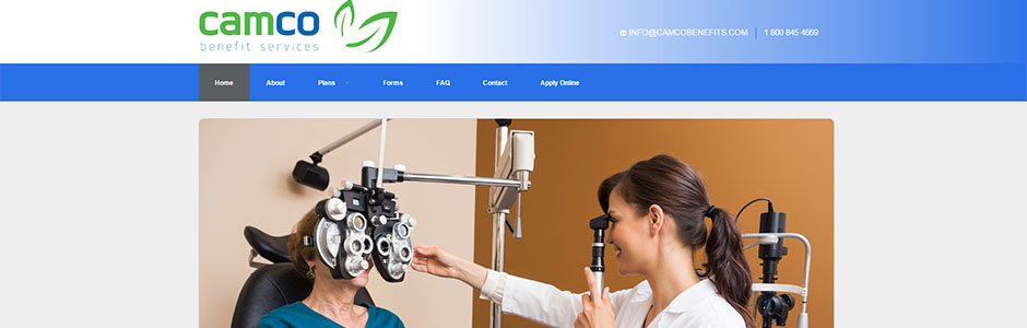 Camco Benefit Services Website